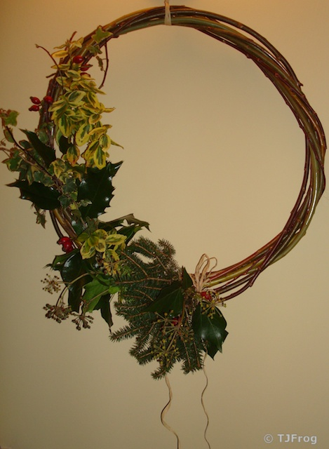 Tania'a Willow Wreath