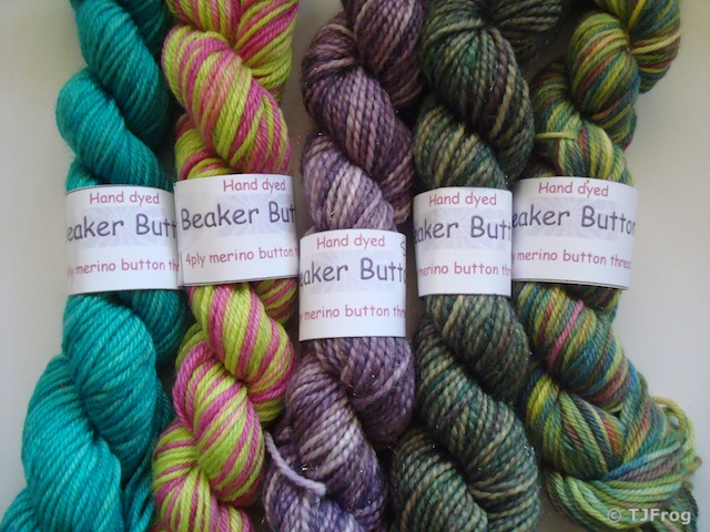 BB -Mini Skeins