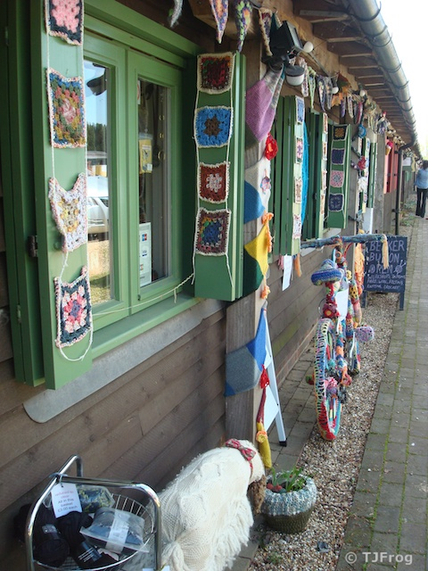 BB -Outside Shop
