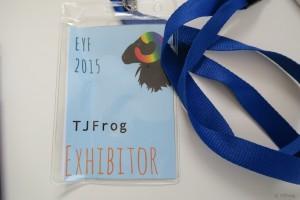 Exhibitor Tag