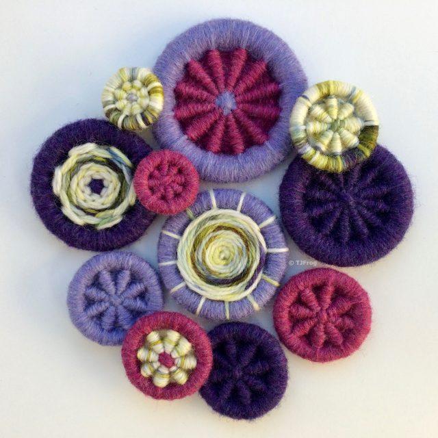 Dorset Button Montage