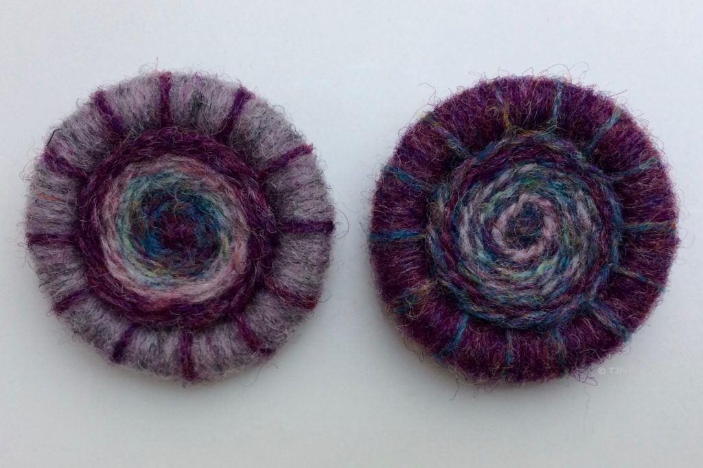 Crofthoose Hat Dorset Buttons