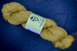 Shorelines & Strata – Chalk, Cowslip – Aran 100g