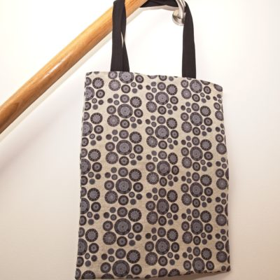 Tote Bag – Indigo Blue