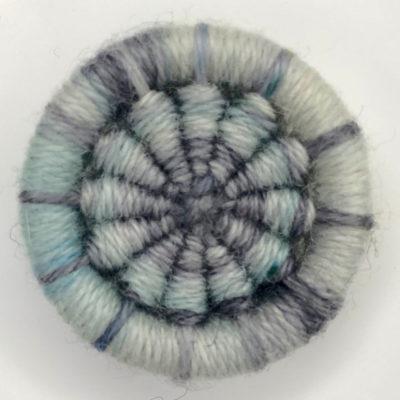 Dorset Button Kit – greys with coloured flecks