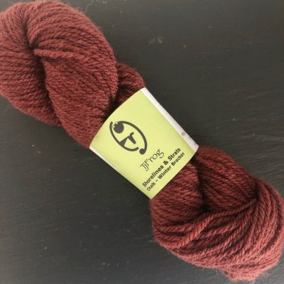 Shorelines & Strata – Chalk, Winter Bracken DK 50g