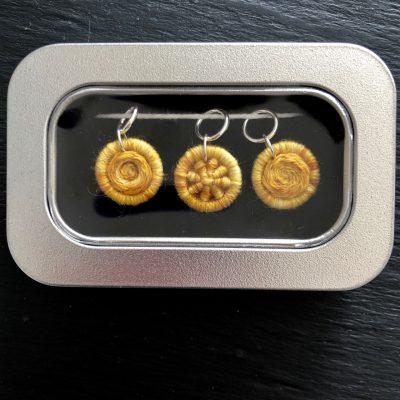Dorset Button Stitch Markers