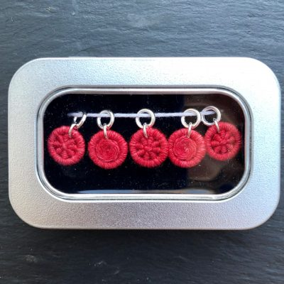 Dorset Button Stitch Markers
