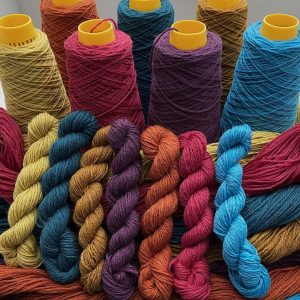 TJFrog Dorset Down wool in various colours